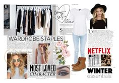 """""""WHITE tee"""" by sukh-deol on Polyvore featuring Topshop, Bellezza, RHYTHM, Balmain, Forever 21 and Bobbi Brown Cosmetics"""