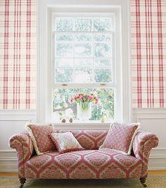Thibaut Cypress Collection of Modern Wallpaper and Fabrics Modern Wallpaper, Fabric Wallpaper, Red Pillows, Drapes Curtains, Fabric Design, Family Room, Interior Design, Furniture, Mumbai