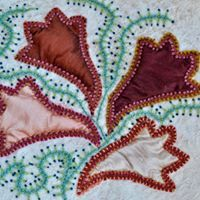 The beauty of the embroidery and slow stitching  www.poeticalartist.com  #embroidery #handembroidery #needlework #stitching #slowstitching #frenchknot My Passion, Hand Embroidery, Needlework, Stitching, Give It To Me, Creativity, Presents, Joy, Create
