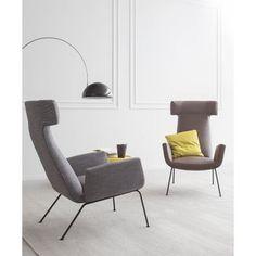Pianca USA Dora Lounge Chair