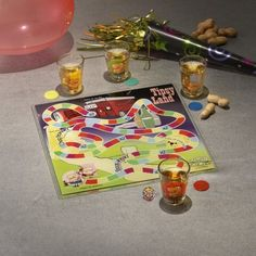 Game Night Tipsyland Drinking Shot Glass Board Set >>> You can get additional details at the image link. Fun Drinking Games, Games To Buy, Pink Elephant, Candyland, Game Night, News Games, Party Games, Party Planning, More Fun