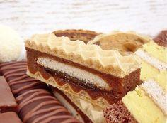 NE PEČE SE: Jaffa štanglice u oblatni! Torte Recepti, Kolaci I Torte, Food Cakes, Cupcake Cakes, Cupcakes, Baking Recipes, Cookie Recipes, Torta Recipe, Macedonian Food