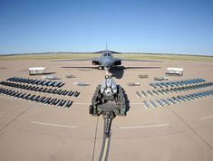 Qatar : les US cloués au sol Military Jets, Military Aircraft, B1 Bomber, Where Eagles Dare, Concept Weapons, War Photography, Us Air Force, Fighter Jets, Aviation