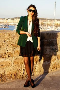 Oh I Do Like To Be Beside The Seaside (by Anoushka P) http://lookbook.nu/look/3186313-Oh-I-Do-Like-To-Be-Beside-The-Seaside