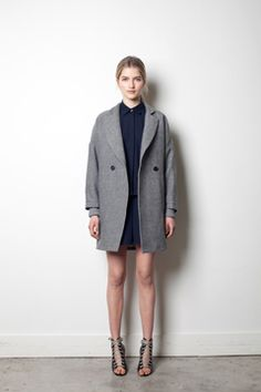 Band of Outsiders Pre-Fall 2012 Collection on Style.com: Complete Collection