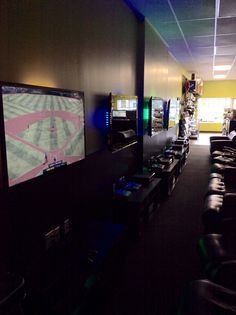 The cool gamers lounge