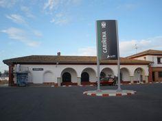 Estación de Cariñena, Zaragoza