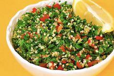 A Libanonból és Szíriából származó Tabule (arab) egy Földközi-tengeri étel, Izraelben főként az arabok és a keleti zsidók körében népszerű, de rendkív...