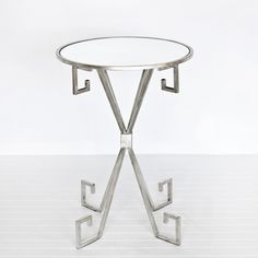 """WA August S side table  26""""H x 18""""D  $402.30"""