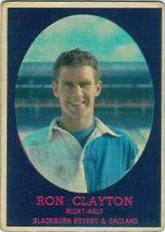 Nigel's Webspace - A&BC Chewing Gum, - 1962/63, Footballer, Bazooka