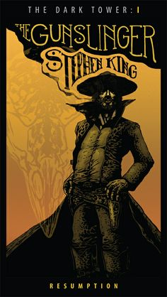 stephen king the dark tower alex rodway | Dark Tower Book Covers on Behance