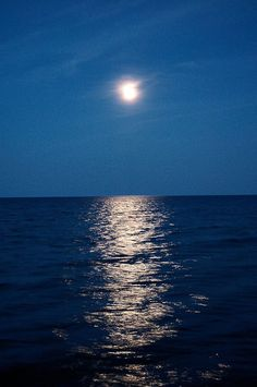The Moon over Lily Bay in Door County, Wisconsin. Photo shared by Missy Norrell.    Beautiful moonlight picture! Thanks for sharing Missy!