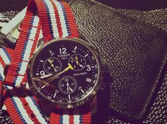 Tissot Watch Nato Strap - Top tip: Click pics for best price <3