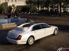 Car Price Maybach Landaulet | Maybach Landaulet Concept Pictures