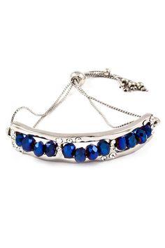 Crystal Kaylee Bracelet on Emma Stine Limited. Beautiful piece.