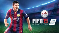 12.Something I like doing is playing fifa 15, with my friends.