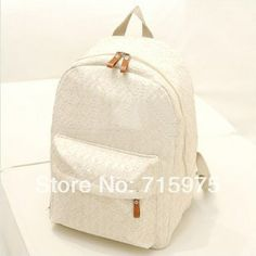 Free Shipping 2014 New Korean Women backpack,Lace cute backpacks,Fresh backpack women,canvas backpack $18.99 - 19.59