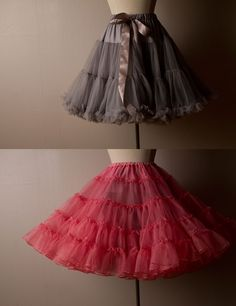 Vixen Vintage: How to Wear a Petticoat