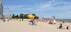 Top 6 Beaches at Ohio's Lake Erie Shores & Islands @ShoresIslandsOH