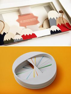Tunnel Book by Matthew Roland Bannister & O for Oprah book by Bianca Chang