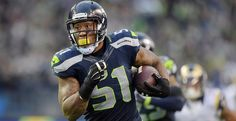 Linebacker Bruce Irvin voices his desire to stay in Seattle