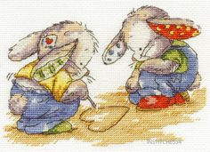 DMC-Somebunny-To-Love-Cross-Stitch-Kit-At-The-Beach