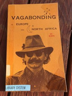 Vagabonding in Europe and North Africa Ed Buryn 1st Edition Printing July 1971  | eBay