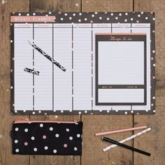 #typoshop #stationery #calendar #planner #folders #notes #notebook #pen #pencils