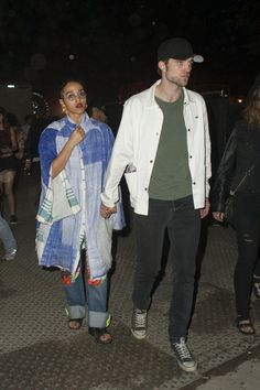 Pin for Later: Robert Pattinson and FKA Twigs Just Keep Getting Cuter at Coachella