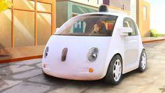 Google, Tesla, Apple Die Auto-Attacke aus dem Silicon Valley Google, Tesla und jetzt auch Apple: Internetunternehmen drängen in den Automarkt. Unsere Industrie sollte sich Sorgen machen.  Sieht niedlich aus und fährt von selbst: das Google-Auto