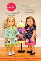 super cute American girl doll patterns