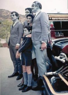 Rankin/Bass-historian: Our pal Butch! Munsters Tv Show, The Munsters, Munsters House, Classic Horror Movies, Horror Films, Horror Art, Vintage Witch Photos, Abraham Ford, Adventures In Babysitting