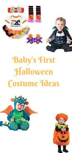 Baby's first Halloween Costume Ideas #babyhalloween #babyhalloweencostume #halloweencostumes #firsthalloween