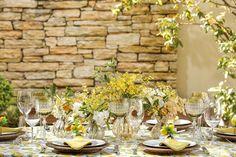 mesa limão