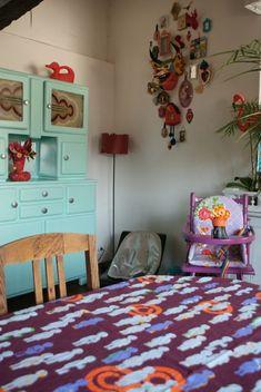 Chez Blisscocotte - Clonette doll  tablecloth
