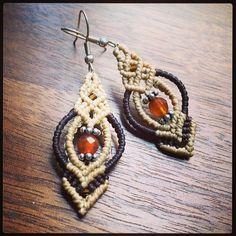 #macrame #handmade #pierce#stone #handmadecrafts
