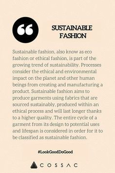 The Modern Girl's Eco Fashion Dictionary Fashion Moda, Fast Fashion, Slow Fashion, Fashion Guide, Fashion Women, Fashion Ideas, Ethical Fashion Brands, Ethical Clothing, Women's Clothing