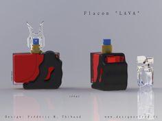 Fragrance Perfume Bottle Design