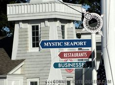 Cheap Day Trip to Mystic Connecticut