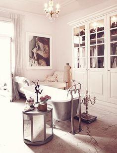 All About Fiberglass Bathtub Remodel Dream Bathrooms, Beautiful Bathrooms, Small Bathrooms, Feminine Bathroom, Bathtub Remodel, Victorian Terrace, My New Room, Interior Inspiration, Interior And Exterior