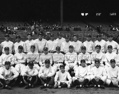 Vintage 1927 New York Yankees team photo Babe Ruth 8x10 11x14 16x20 photo 064 - Size 8x10 by Your Sports Memorabilia Store. $6.99