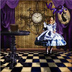 #Alice in #wonderland _Drink me