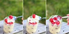 Raspberry and lime curd | Flickr - Photo Sharing!