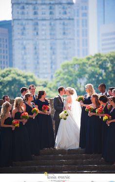 Circle of Love Weddings.  Photo by Tessa Maria Photography