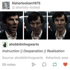 I'm super johnlock but honestly if they made this canon I would b okay wit that. but johnlock. I ship JohnLock til the day I die, and i really don't like sherlolly. But it wouldn't be the worst. I guess? Sherlock Holmes Bbc, Sherlock Fandom, Sherlock John, Sherlock Quotes, Watson Sherlock, Jim Moriarty, Supernatural Fandom, The Final Problem, Vatican Cameos