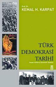"""Prof. Dr. Kemal H. Karpat """" Türk Demokrasi Tarihi """" ePub ebook PDF ekitap indir - e-Babil Kütüphanesi"""