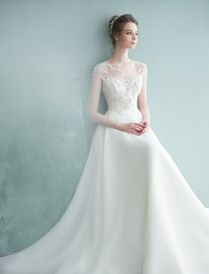 SEASON 14 – 에스띠아 HESTIA Luxury Wedding Dress, Wedding Dress Trends, Elegant Wedding Dress, Wedding Bridesmaid Dresses, Best Wedding Dresses, Unique Dresses, Bridal Dresses, Beautiful Dresses, Wedding Gowns