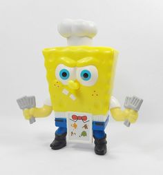 SpongeBob Squarepants - Toy Figure - Cake Topper (1)