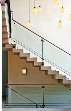 simple stairs/railing