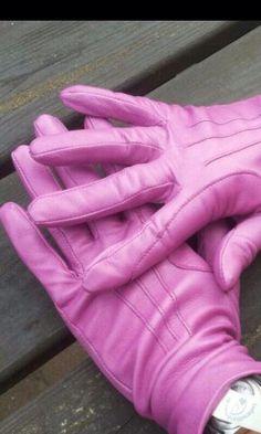 Pretty in Pink! Reithandschuhe in Pink - ein echter Hingucker!